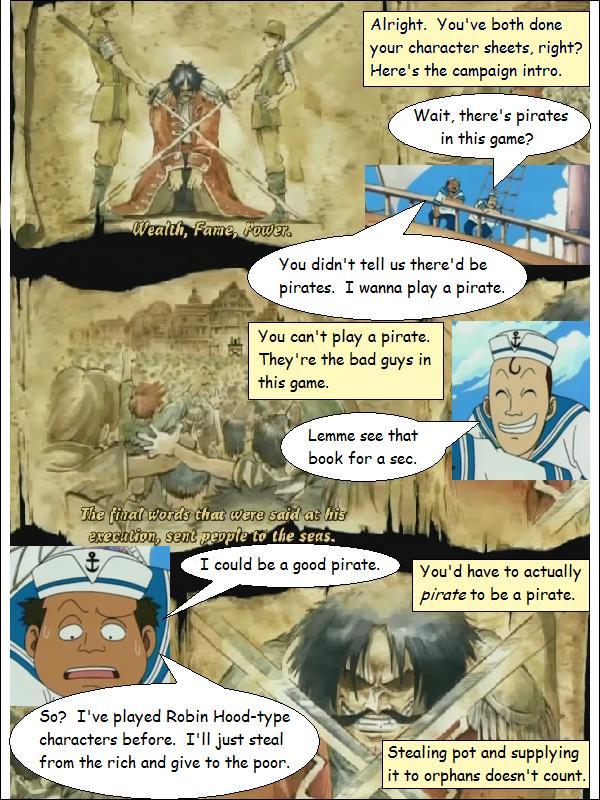 One Piece: Grand Line 3.5